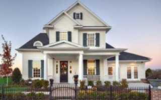 Фасады домов в классическом стиле: интересные идеи
