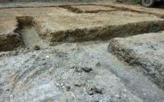 Фундамент в землю без опалубки: плюсы и минусы – как залить, надо ли утеплять