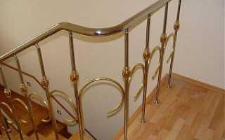 Для чего необходимо ограждение для лестницы и из чего его изготавливают