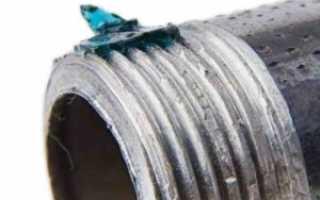 Главные ошибки при монтаже резьбовых соединений