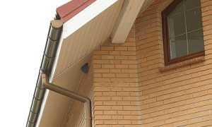 Обшивка карнизов крыши: чем обшить, идеи отделки и как сделать своими руками