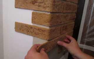 Технология изготовления гибкого камня в интерьере