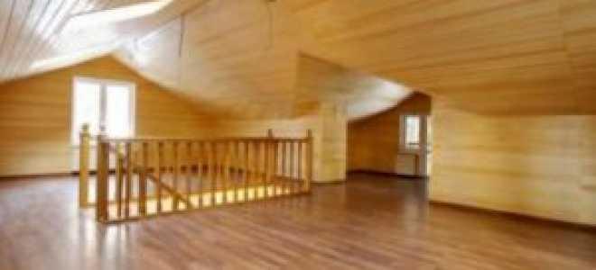 Внутренняя отделка дачного дома: чем обшить стены, пол, потолок