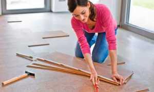 Как укладывать пробковые полы в доме своими руками: плюсы и минусы