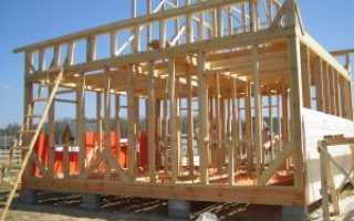 Стоит ли строить каркасный дом: все плюсы и минусы