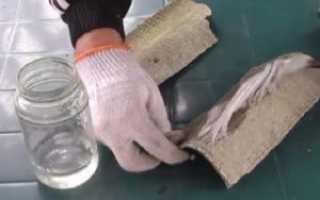 Как сделать клей из пенопласта своими руками из ацетона и бензина