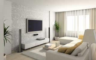 Какие обои выбрать для стен дома: идеи для спальни, кухни, прихожей