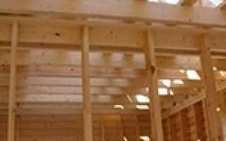 Ригель в строительстве каркасного дома и других сферах