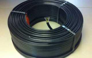 Как выбрать силовой кабель для усилителя