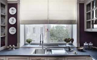 Дизайн кухни с раковиной у окна: особенности оформления