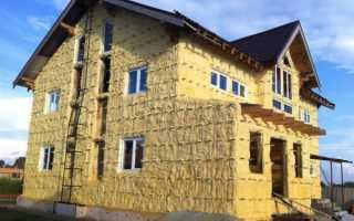 Эффективное утепление зданий пенополиуретаном напыляемым