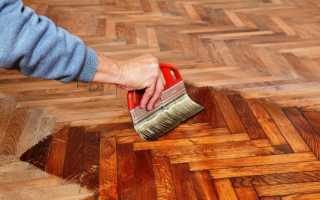 Какой лак лучше всего подходит для деревянных полов и как его наносить?