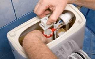 Ремонт сантехники своими руками: засоры и подтекание сливного бочка при закрытом кране