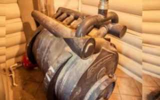 Дровяной котел длительного горения Булерьян-Аква: отзывы, характеристики
