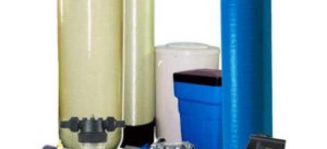 Водоподготовка воды из скважины для частного дома своими руками