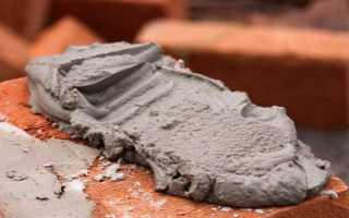 Как правильно замешивать цементный раствор: инструкция