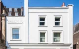 Как установить русты на фасад дома: технология