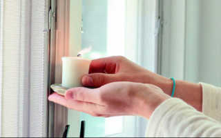 Самодельная теплоизоляция пластиковых окон на зиму изнутри и снаружи