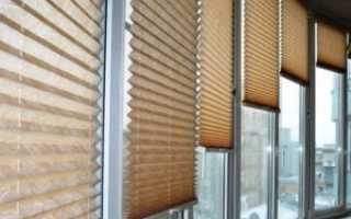 Плиссе жалюзи на пластиковые окна без сверления: установка своими руками