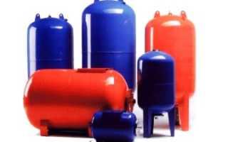 Устройство гидроаккумулятора для систем водоснабжения дома: принцип работы
