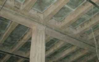 Расчет несущей способности и прогиба деревянных балок