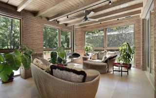 Как застеклить веранду на даче или в деревянном доме своими руками