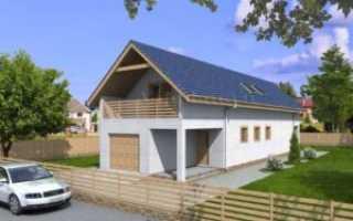 Проекты домов на узких участках земли: идеи