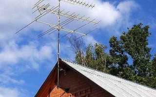 Как выбрать хорошую антенну для дачи