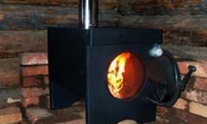 Как сделать Эффективную буржуйку своими руками на дровах длительного горения