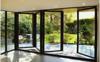 Французские панорамные окна в частном доме: как выбрать