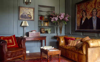 Выбираем английский стиль дома самостоятельно: внутреннее убранство и советы по интерьеру