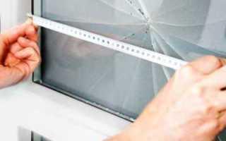Можно ли заменить стекло в окне и как? Подробные инструкции