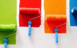Латексная или акриловая краска: какую выбрать и чем они отличаются   Дизайн и интерьер