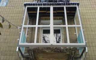 Как изолировать застекленного балкона (лоджия) в новом здании, чтобы быть теплым зимой?
