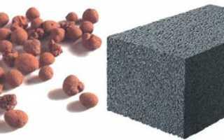 Керамзитобетон: фото, технические характеристики, отзывы, видео