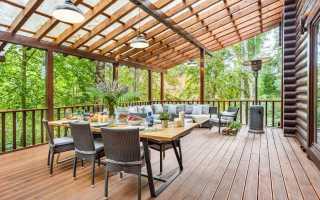 Добавление террасы в дом своими руками – 100 фото лучших идей с пошаговой инструкцией