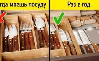 8 вещей в доме, о чистке которых достаточно вспоминать раз в году