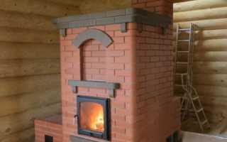 Как установить дымоход в доме через потолок и крышу своими руками