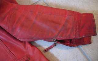 Как постирать кожаную куртку в стиральной машине?