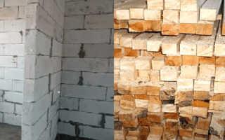 Как Бюджетно построить дом из бруса, пеноблоков или газобетона, дерева своими руками