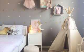 100 отличных идей: украшение детской комнаты своими руками