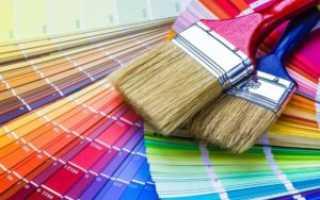 Эмалевая краска и характеристика ее видов: алкидные, аэрозольные, полиуретановые