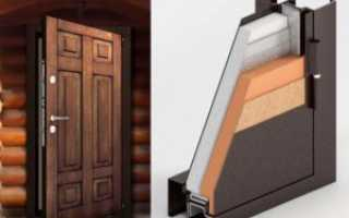 Металлическая дверь с терморазрывом: что это, для чего она нужна