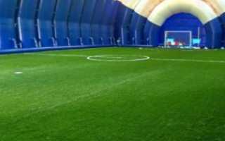 Искусственная трава для футбольного поля возле дома своими руками