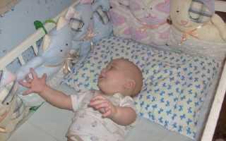 Как мыть мягкие листы для детской кроватки