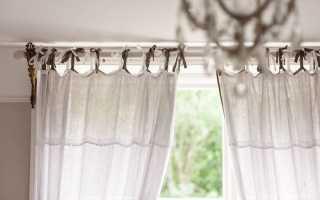 Как красиво и правильно повесить шторы: в гостиной, спальне и холле – 21 фото
