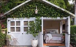 Как обустроить маленький дом