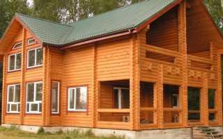 Какой срок службы деревянного дома из бруса и бревна: как построить надежный дом