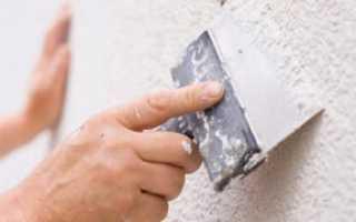 Какие виды растворов для штукатурных работ и их использование для стен