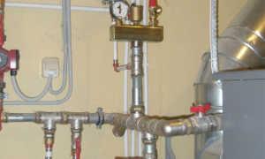 Схема обвязки газового котла: обзор и инструкция
